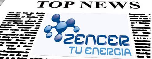 Sección de noticias del blog de Zencer