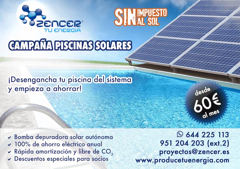 Campaña piscinas solares