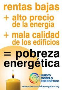 Causas de la pobreza energética